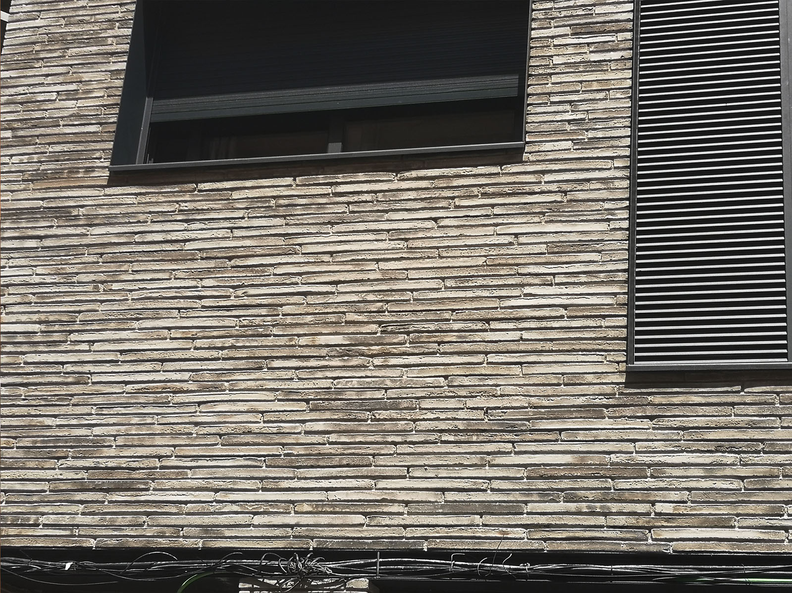 Ladrillos Superlargo Manual Gris Destonado