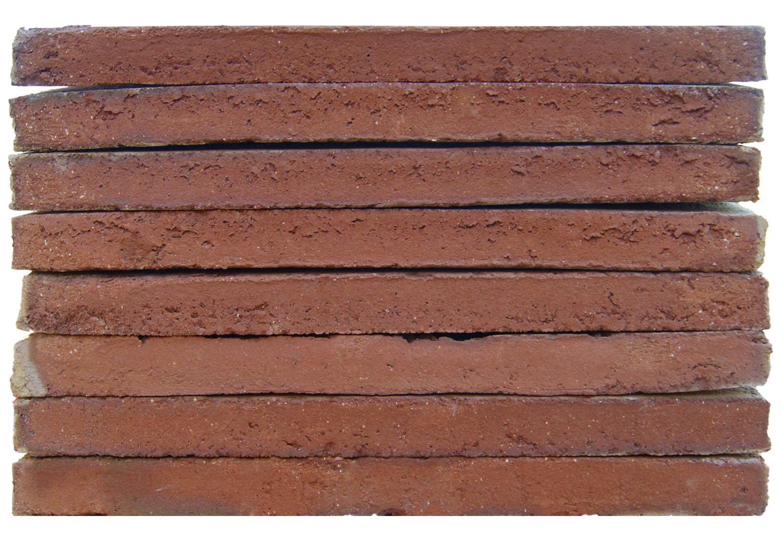 Ladrillos Superlargo Manual Rojo